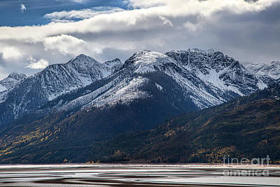 Photograph - Colter Bay by Jim Garrison