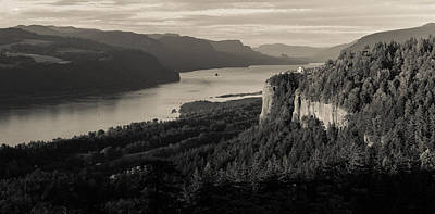 Photograph - Columbia Gorge by Scott Rackers