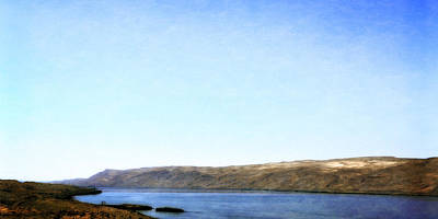 Photograph - Columbia River Vista by Michelle Calkins
