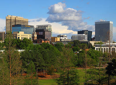 Photograph - Columbia Skyline -- 03 25 2012 C by Joseph C Hinson Photography