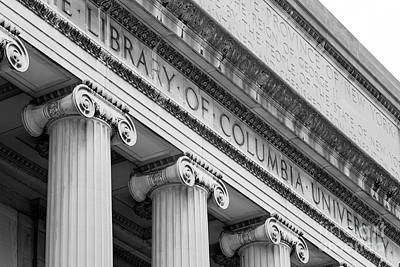 Special Occasion Photograph - Columbia University Low Memorial Library by University Icons