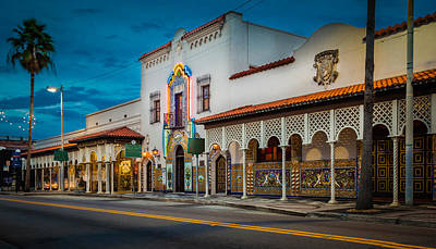 Columbia Art Print by Ybor Photography
