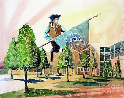 Columbine 40 Years Art Print