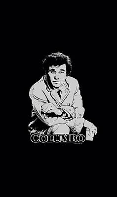 Lapd Digital Art - Columbo - Title by Brand A