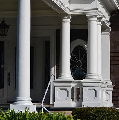 Photograph - Columns by Dean Ferreira