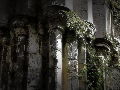 Photograph - Columns Of Cashel by Nadalyn Larsen
