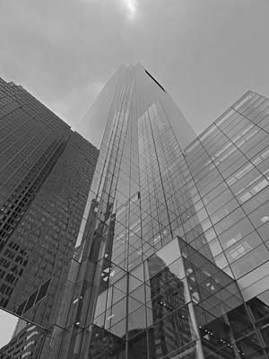 City Photograph - Comcast Center Philadelphia by Cityscape Photography