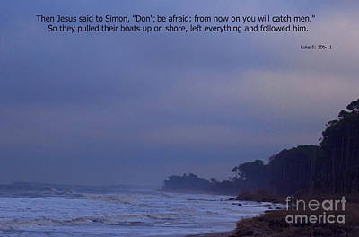 Surf Lifestyle Digital Art - Come And Fish With Me by Sandra Clark