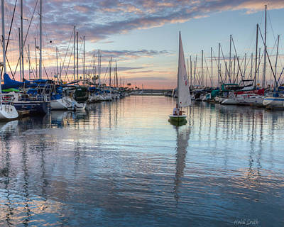 Photograph - Come Sail Away by Heidi Smith