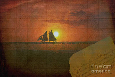 Photograph - Come Sail Away With Me by Patricia Griffin Brett