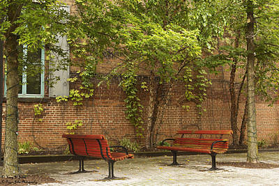 Photograph - Come Sit With Me by Hany J