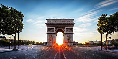 Photograph - Come To Paris by Guillaume Chanson