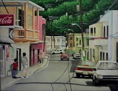 Comerio Puerto Rico Original by Ramon Lopez Collazo