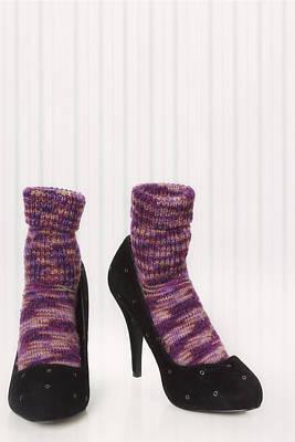 Woollen Photograph - Comfort For Sore Feet by Joana Kruse