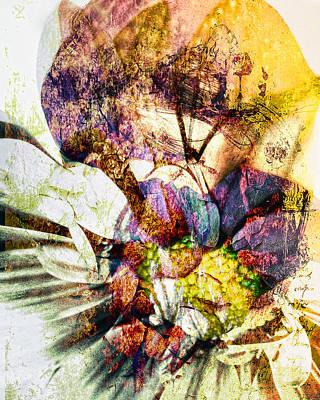 Digital Art - Comfort In Grief by Joe Misrasi