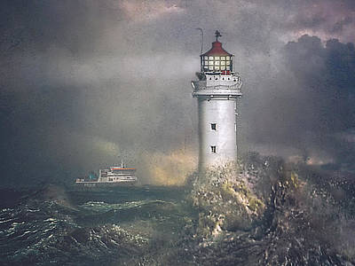 Art Print featuring the photograph Coming Home by Brian Tarr