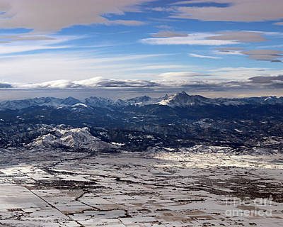 Photograph - Coming Home To Colorado Springs by Arizona  Lowe