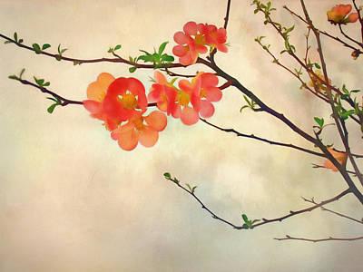 Fruit Tree Art Digital Art - Coming Storm by Bernie  Lee