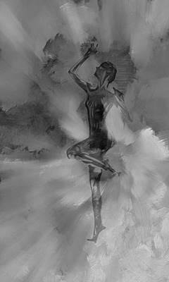 Believe Digital Art - Coming To Heaven Bw by Steve K