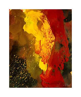 Impasto Oil Digital Art - Commissary 2 by Craig Tinder