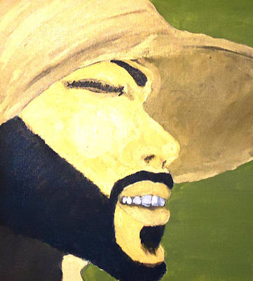 Hiphop Painting - Common by Ginnie McKnight