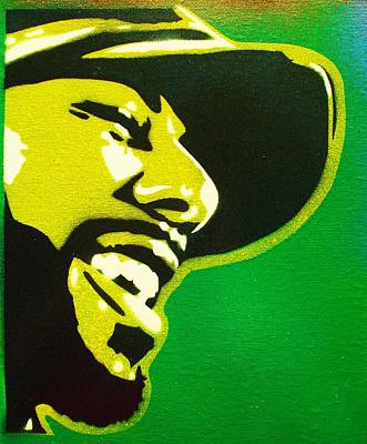 Shop Hip Hop Painting - Common by Leon Keay