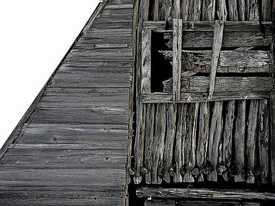 Photograph - Commons Ford Barn by Gia Marie Houck