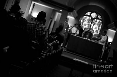 Photograph - Communion by Frank J Casella