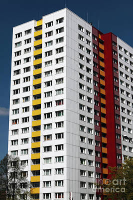 Photograph - Communist Architecture by John Rizzuto