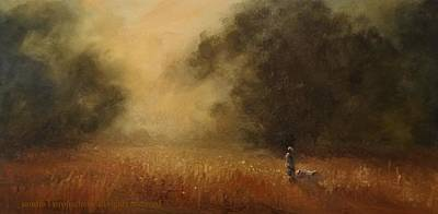 Painting - Companions by Sandra Strohschein