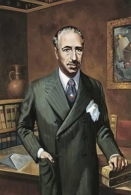 Companys I Jover, Llu�s 1883-1940 Art Print