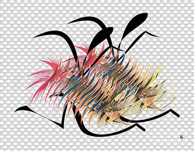 Digital Art - Competition by Iris Gelbart