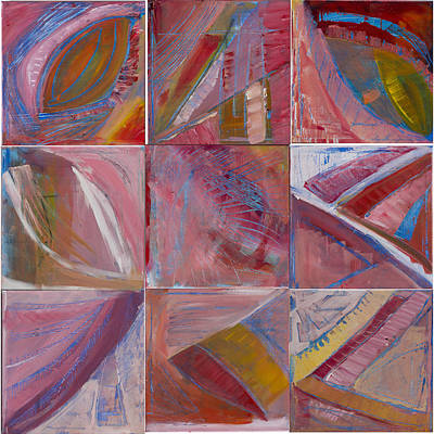 Painting - Compilation 10 by Marita Esteva
