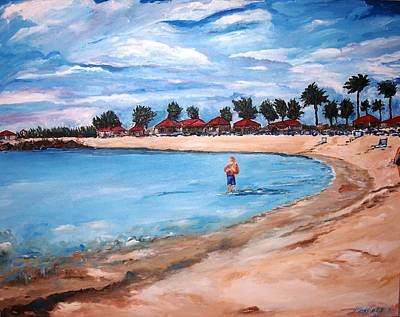 Painting - Complete Escape 2 by Ray Khalife
