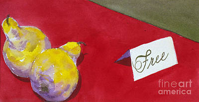 Painting - Complimentary Pairs by Patricia  Tierney