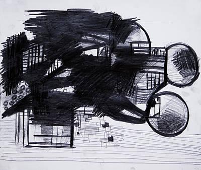 Composition 10  Art Print