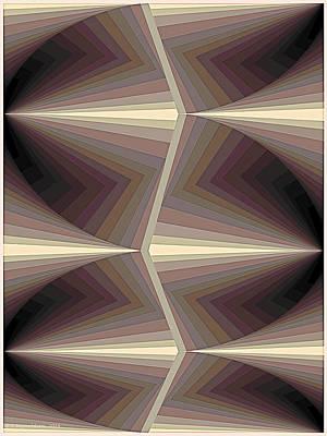 Digital Art - Composition 161 by Terry Reynoldson