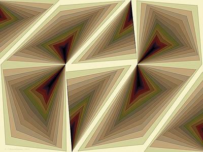 Digital Art - Composition 193 by Terry Reynoldson