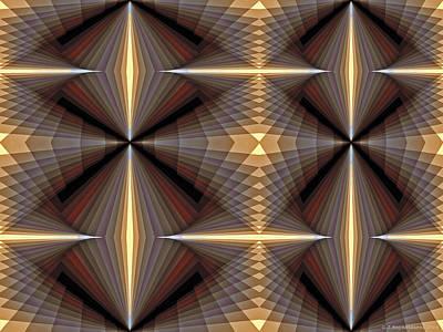 Digital Art - Composition 233 by Terry Reynoldson