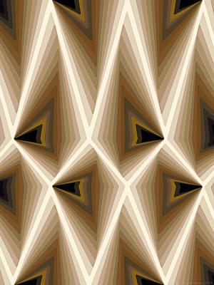 Digital Art - Composition 257 by Terry Reynoldson