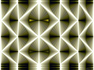 Digital Art - Composition 266 by Terry Reynoldson