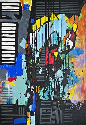 Composition11  Art Print