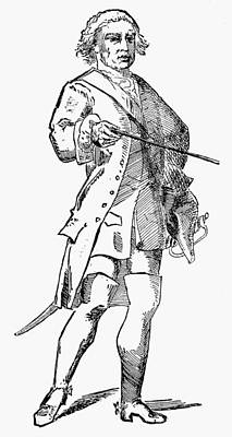 Comte De Rochambeau (1725-1807) Art Print