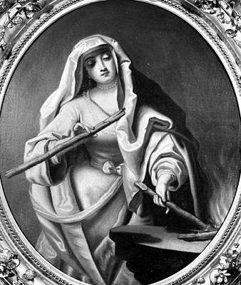 Comtesse Du Barry (c1746-1793) Art Print by Granger
