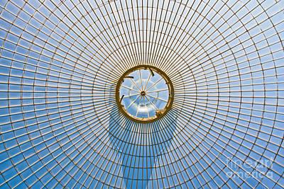 Photograph - Concentric Circles by Liz Leyden