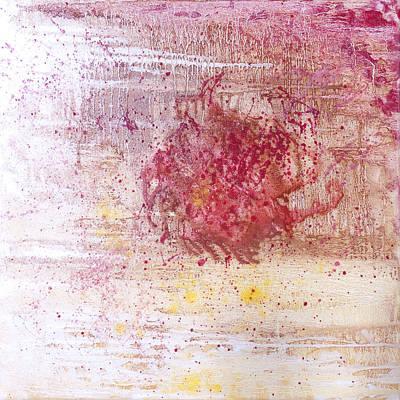 Jainism Wall Art - Painting - Conception - The Firebird by Sora Neva