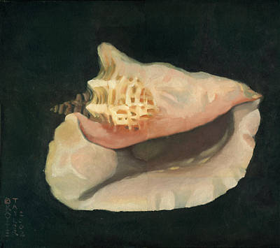 Painting - Conch by Katherine Miller