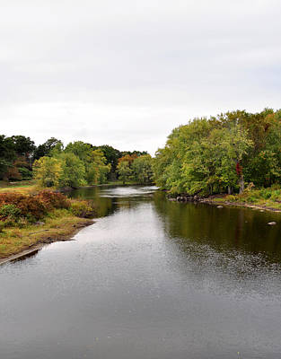 Photograph - Concord Ma River by Staci Bigelow