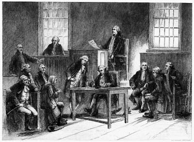 Concord Meeting House Print by Granger