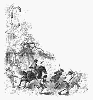 Concord Photograph - Concord: Minutemen, 1775 by Granger